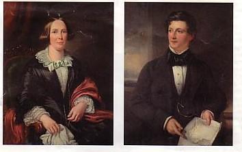 Lefroy portraits