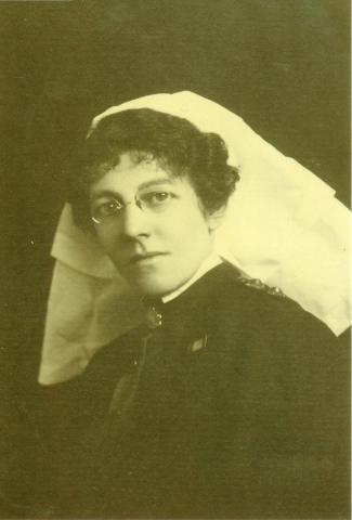 Phyllis Boissier- Matron of RPA Hospital & first female JP in NSW