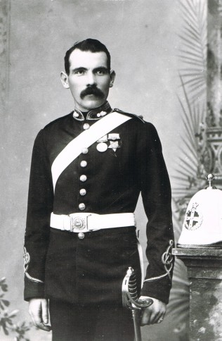 Warrant Officer George Singler Le Beau