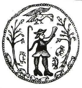 Montauban mereau (communion token)